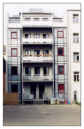 Lingens architekten kernsanierung eines for Architekten hamburg altona