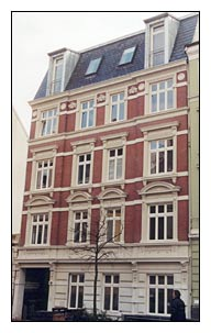 Lingens architekten umbau eines speichers zu loft for Architekten hamburg altona